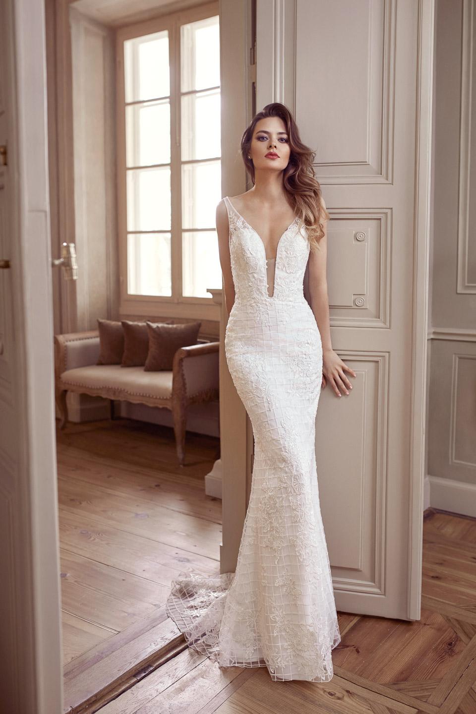 Elisabeth Grace menyasszonyi ruha 9439EG f