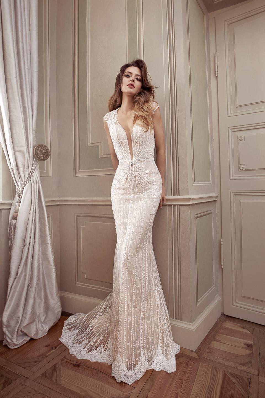Elisabeth Grace menyasszonyi ruha 9440EG