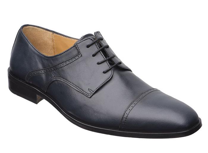 Paulo Bellini sötétkék cipő