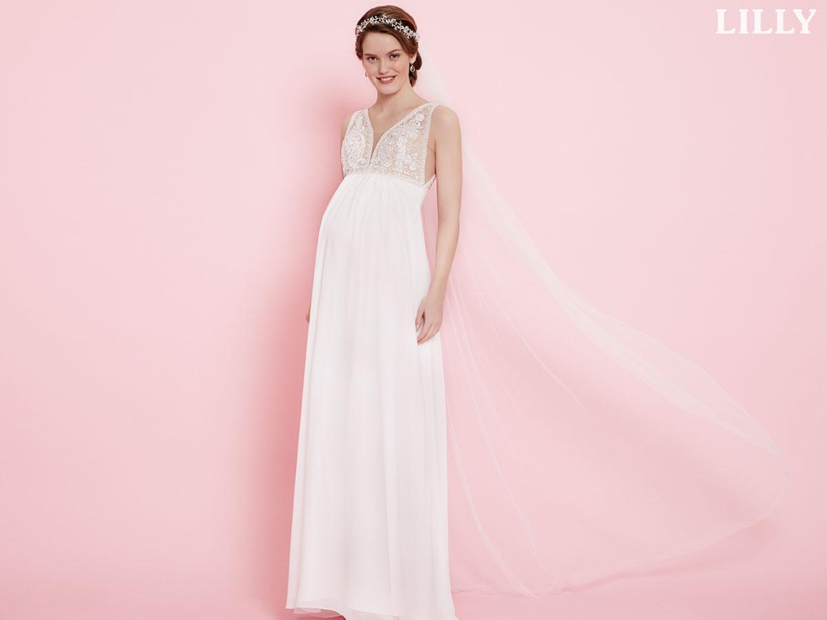 Maternity by LILLY menyasszonyi ruha 08-2609-CRT_1