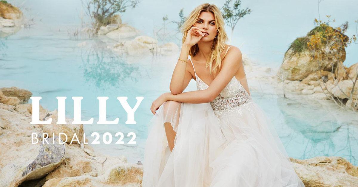 LILLY menyasszonyi ruha bemutató 2022